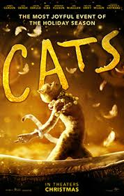 Image result for cats movie poster""