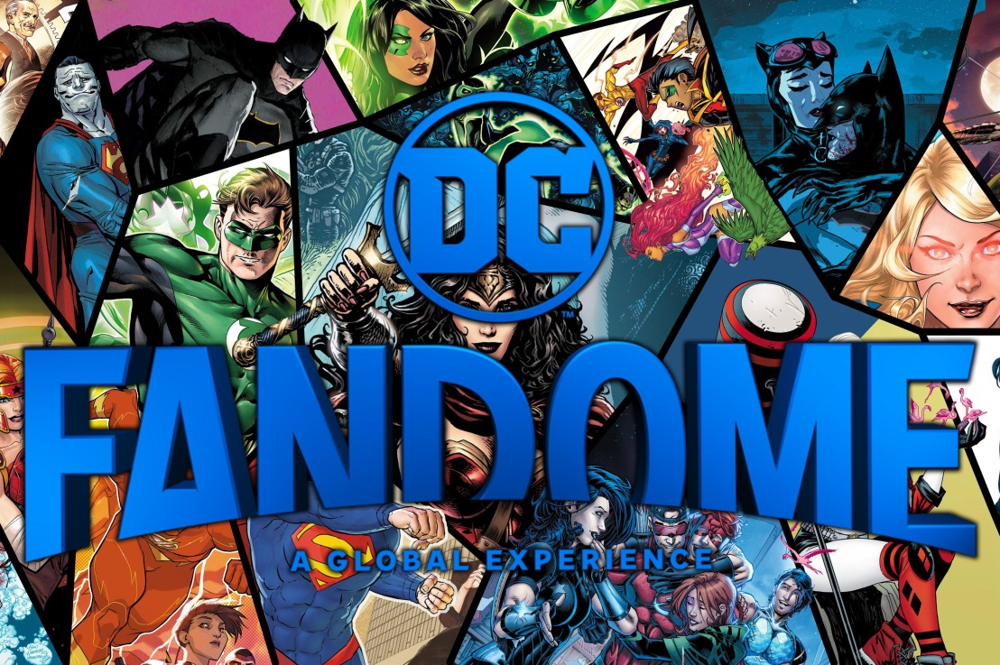 DC Fandome: Schedule Update and How to Watch