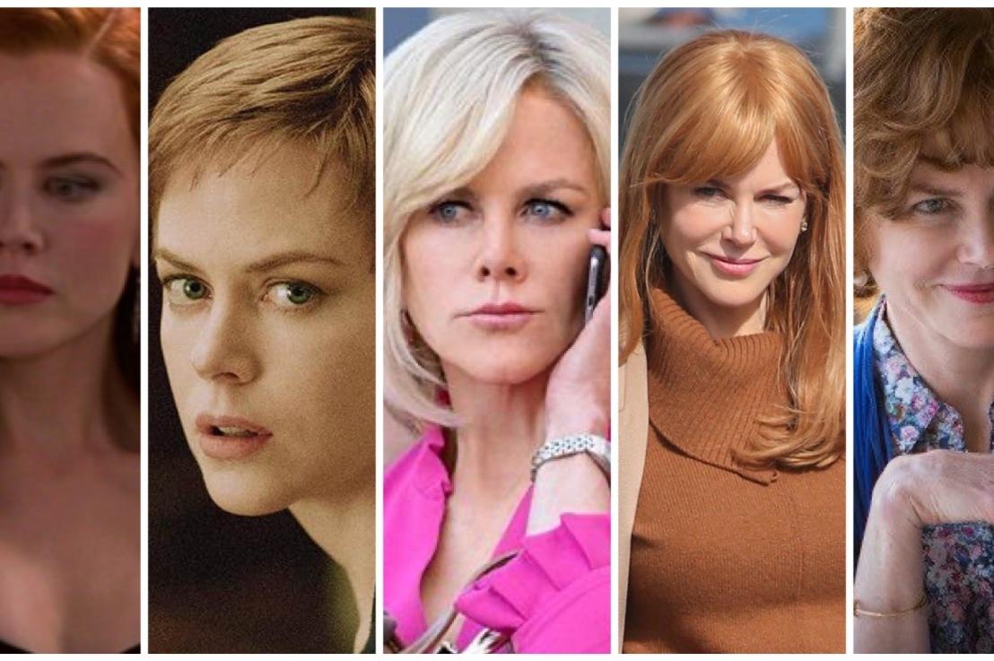 Ranking Nicole Kidman'sWigs
