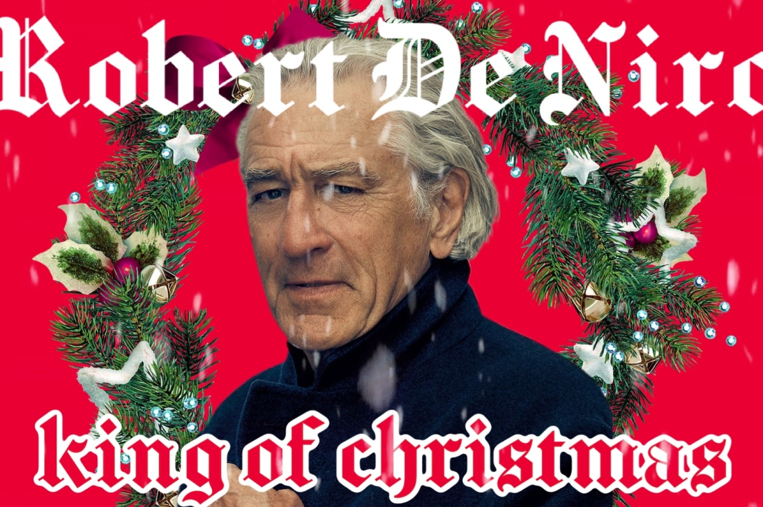 Robert De Niro – King of Christmas