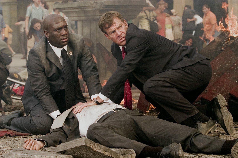 The Ace Black Movie Blog: Movie Review: Vantage Point (2008)