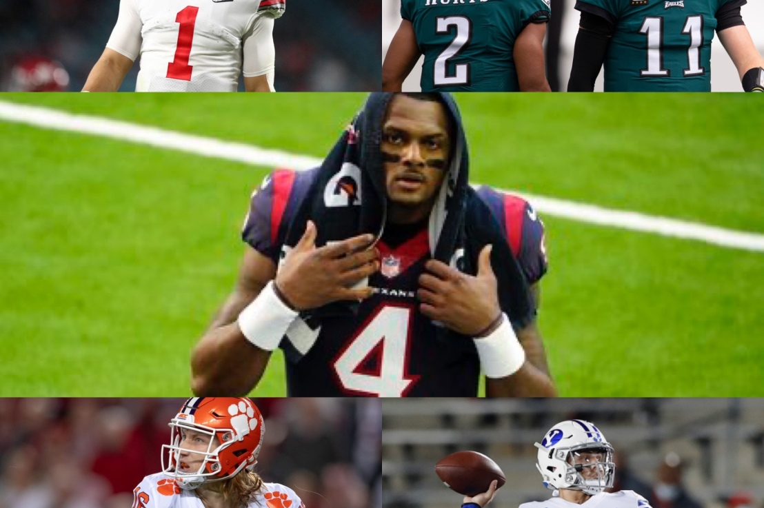 NFL Offseason: QuarterbackCarousel