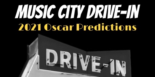2021 Oscar Predictions – January