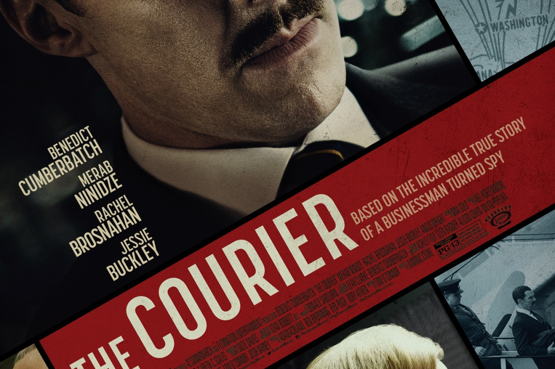 Benedict Cumberbatch leads the way as 'The Courier' is a fun spy-thriller