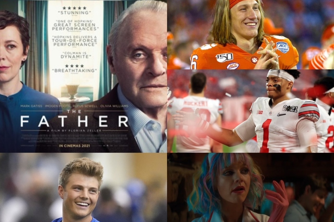 Match Game: Best Picture Nominees & 2021 Quarterback Draft Class