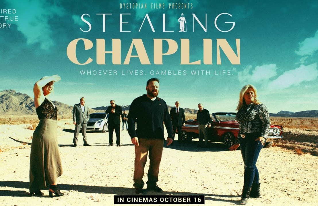 'Stealing Chaplin' Interview andReview