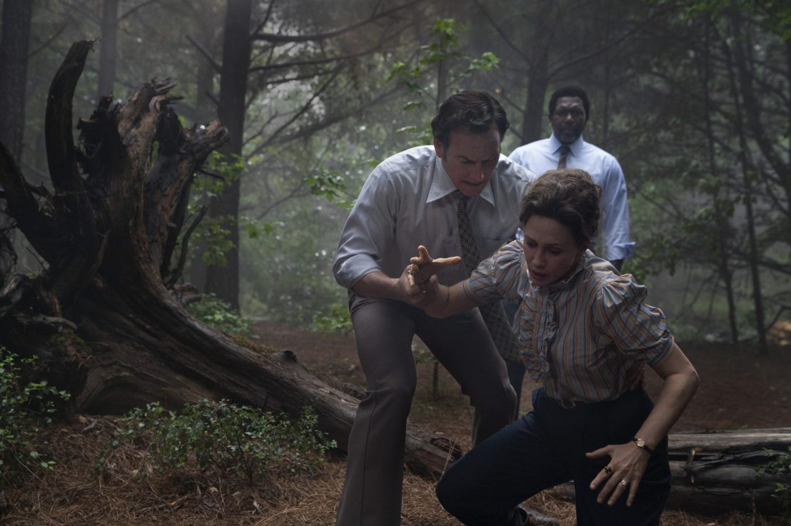 'The Conjuring: The Devil Made Me Do It' (2021)Review