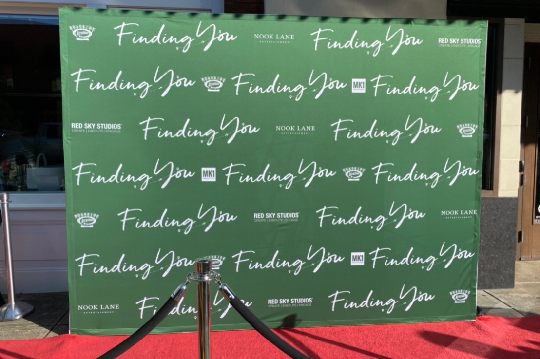 'Finding You' Red Carpet Premiere: Photos, Interviews andReview