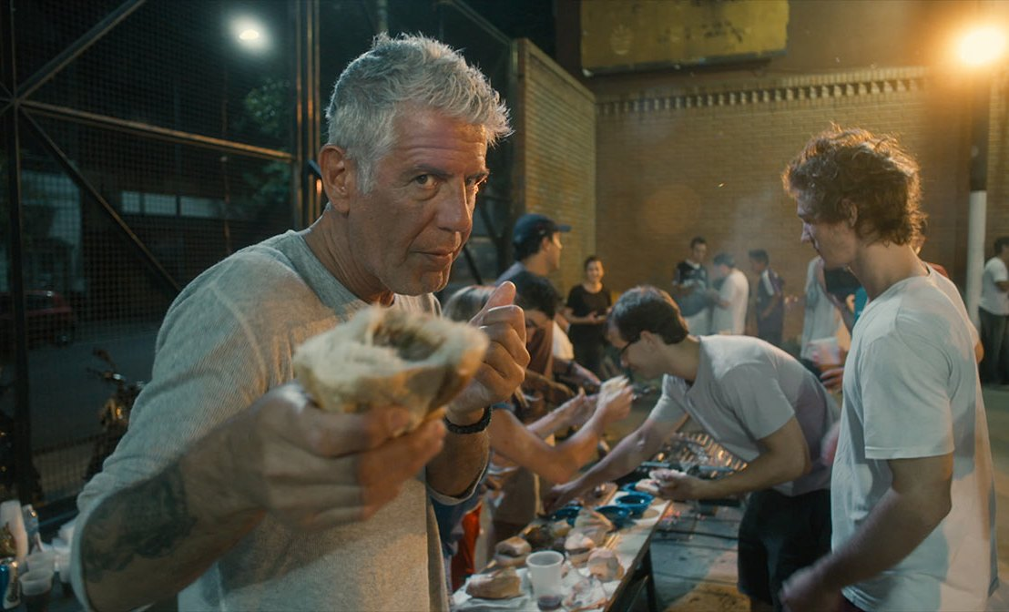 'Roadrunner: A Film About Anthony Bourdain'Review