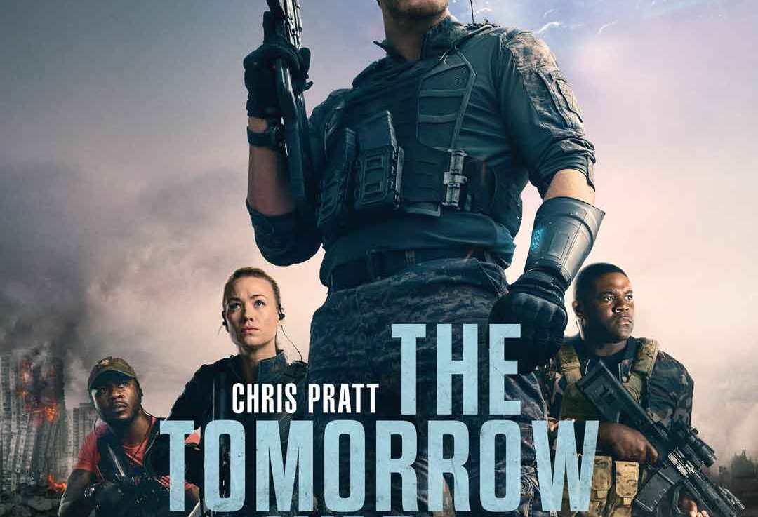 The Tomorrow War SurvivalKit
