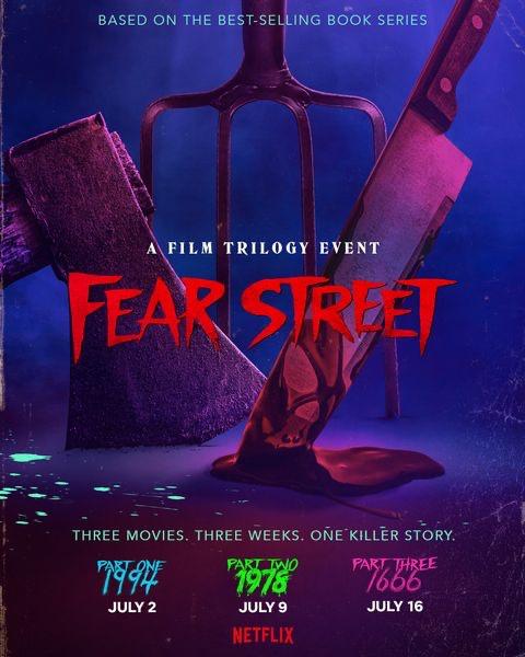 'Fear Street: 1978'Review