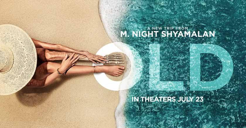 """""""Old"""" Review (2021, M. NightShyamalan)"""