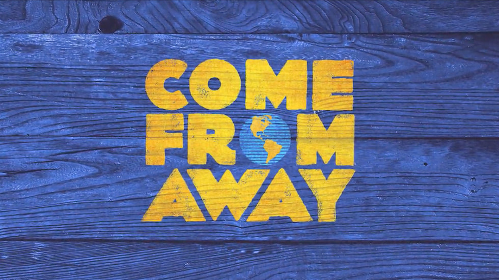 Come From Away Interviews +Review