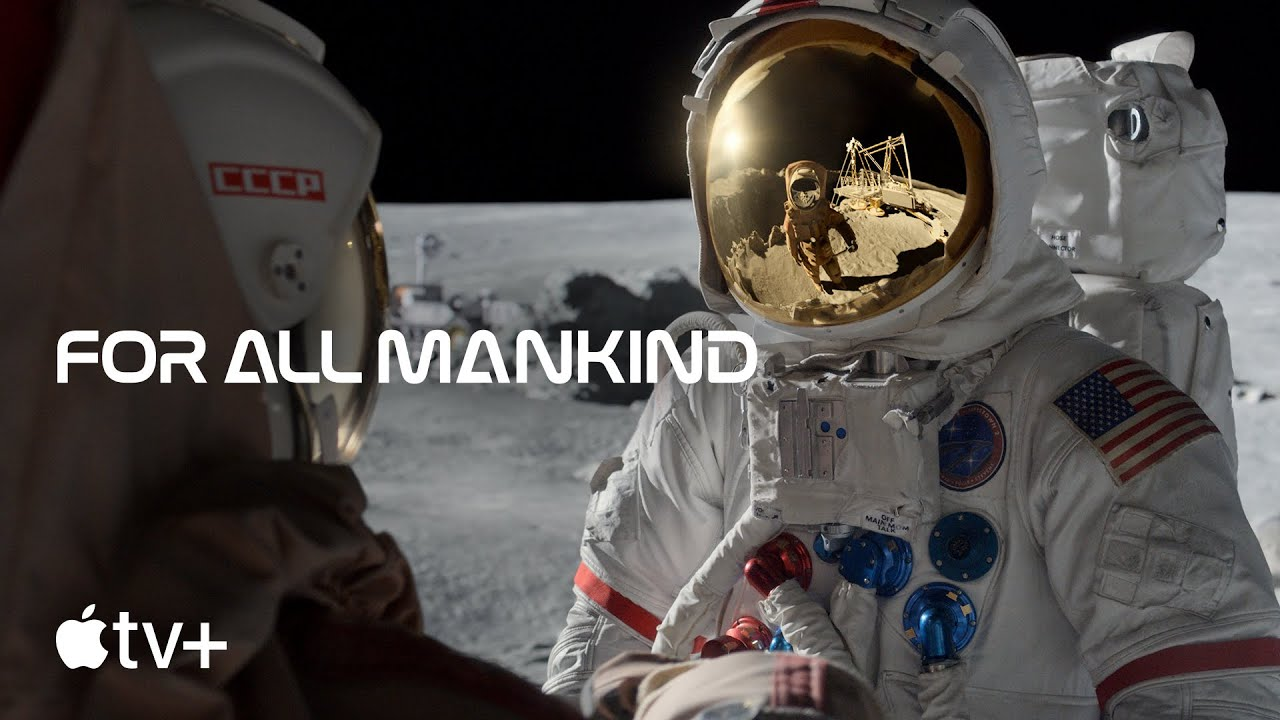 FOR ALL MANKIND Season 1 Review - Warped Factor - Words in the Key of Geek.