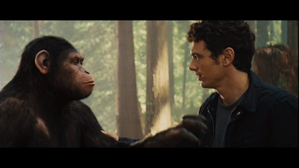 Room 207 Press: Your Move, Darwin #9: Rise of the Planet of the Apes (2011)