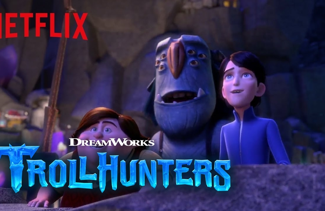 Trollhunters: Rise of the Titans – MovieReview