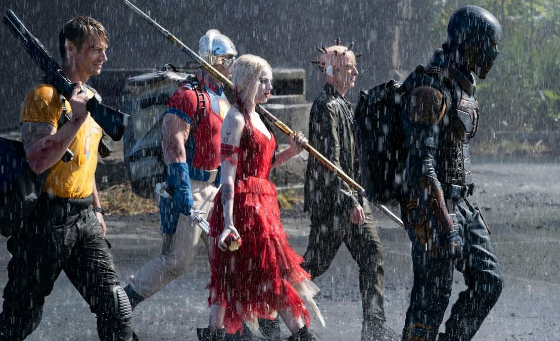 A Case Of Wasted Emotion – The Suicide SquadReview