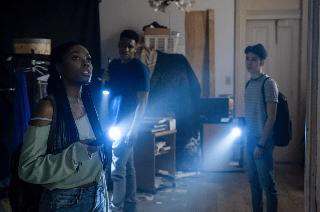 Welcome To The Blumhouse: Black As NightReview