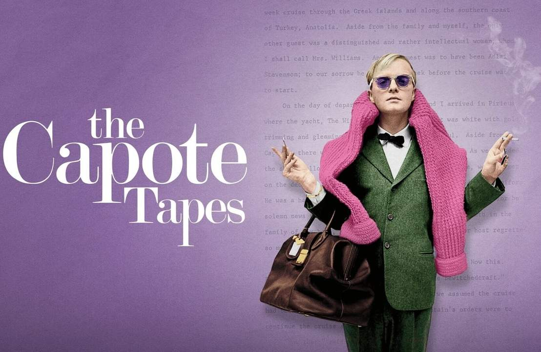 """""""The Capote Tapes""""Review"""