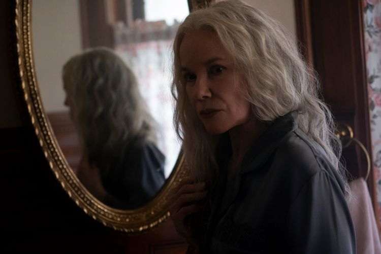 Barbara Hershey on playing Judith in 'The Manor' + What Keeps HerGoing