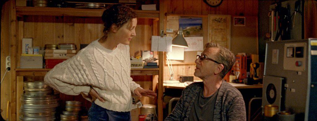 """TIFF: """"Bergman Island""""Review"""