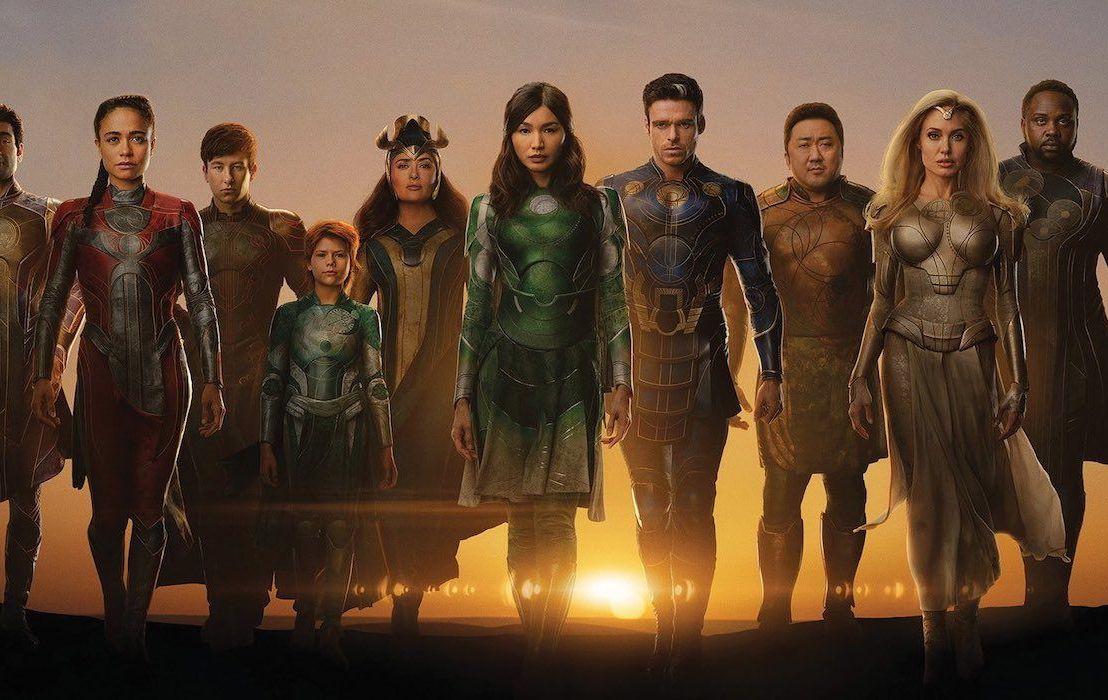 Marvel's 'Eternals' FirstReactions