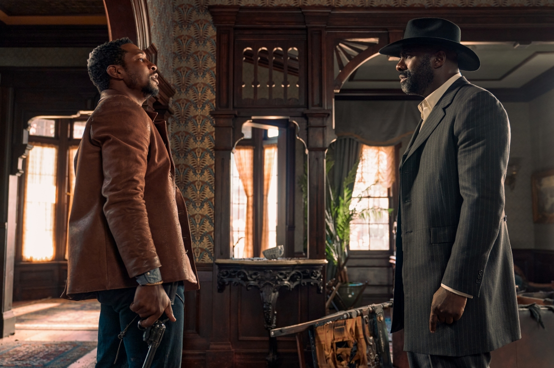 'The Harder They Fall' Review: A spaghetti western with a modernlook