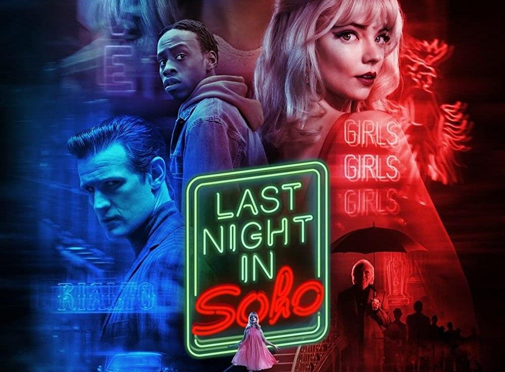 'Last Night in Soho'Review