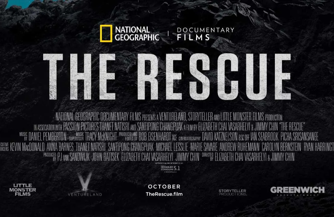 National Geographic's 'The Rescue'Review